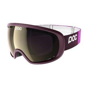 Brýle sjezdové 40401 Fovea Lactose Red ONE_One Size