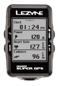 SUPER GPS BLACK
