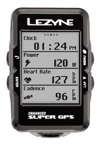SUPER GPS BLACK