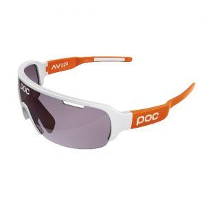 DO Half Blade AVIP Hydrogen White/Zink Orange Violet/Light Silver Mirror