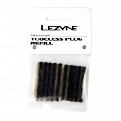 TUBELESS PLUG RERILL-10 BLACK