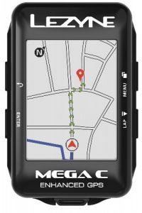 MEGA C GPS BLACK