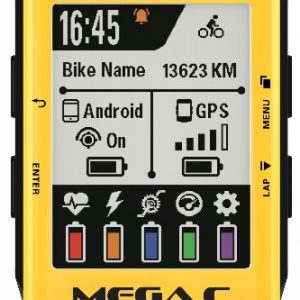MEGA C GPS YELLOW