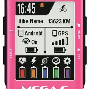 MEGA C GPS PINK