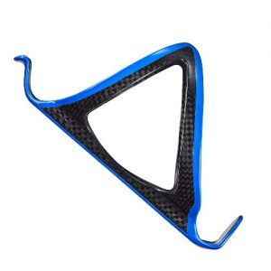 Fly Cage (Carbon) - Neon Blue