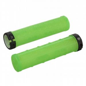 Grizips - Clear - Neon Green Clear