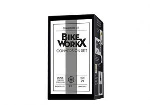 BIKEWORKX Conversion set 27