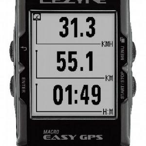 MACRO EASY GPS BLACK