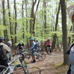 Levelsportkoncept testing by Bikeskills